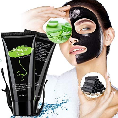 Masque noir Mashera Nera