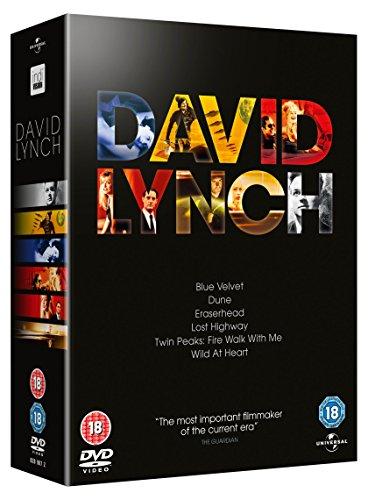 David Lynch: Collection [Edizione: Regno Unito] [Edizione: Regno Unito]