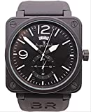 PLKNVT Herren Automatic Mechanical GMT Datum Limited Edition Uhr Bell Aviation Herren Sport...