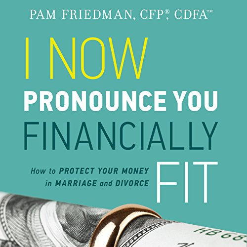 I Now Pronounce You Financially Fit audiobook cover art
