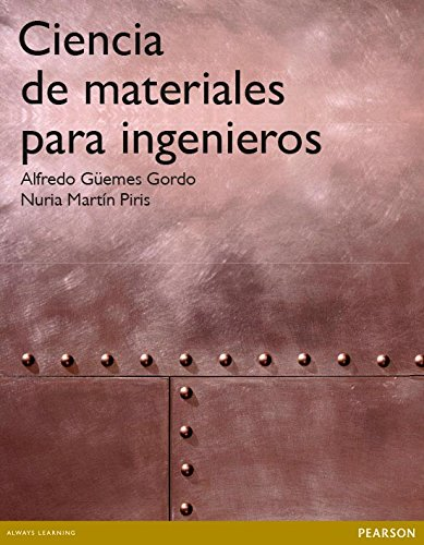 Ciencia de materiales para ingenieros