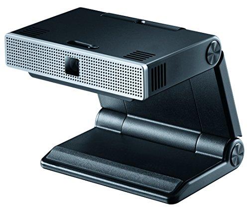 Samsung VG-STC5000 Smart TV-Kamera (Full HD, USB 2.0, Skype, Videoanrufe) schwarz/Silber