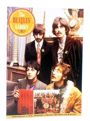 REVISTA THE BEATLES' GARDEN 9. Primavera 1995. Sergeant Beatles Fan Club. Oferta