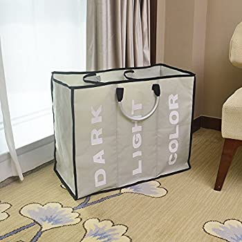 KTN Hamper Sorter 3 Large Laundry Basket