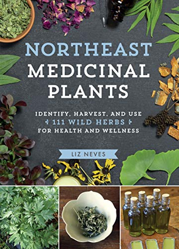Northeast Medicinal Plants: Identify, Harvest, and Use 111 Wild Herbs for Health and Wellness