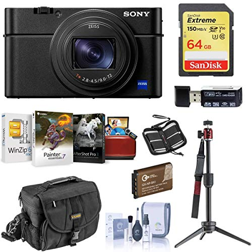 Sony Cyber-Shot DSC-RX100 VII Digital Camera -...