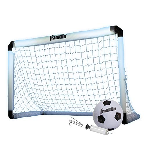 Franklin Sports Soccer Goal and Ball