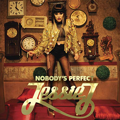 Nobody's Perfect [Explicit]