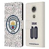 Head Case Designs Manchester City Man City FC Coutume Personnalisé Third 2020/21 Badge Kit Coque en...