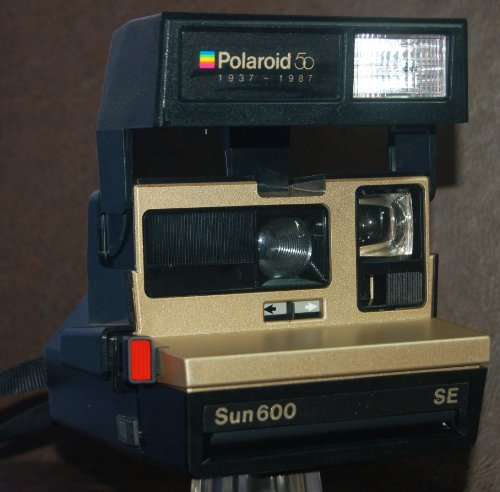 Best Bargain Polaroid Sun 600 Se Anniversary