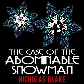 The Case of the Abominable Snowman cover art