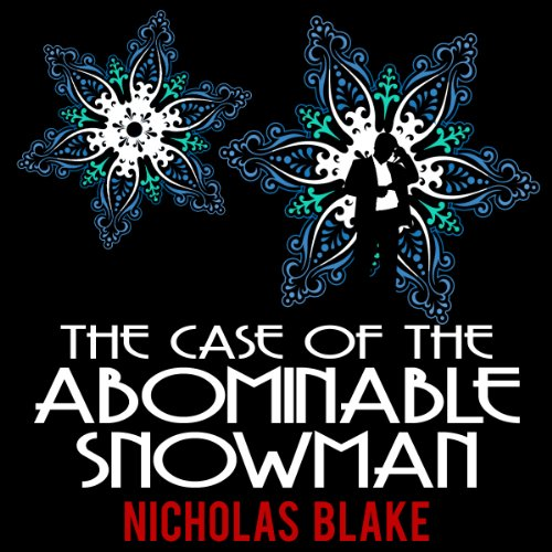 The Case of the Abominable Snowman audiobook cover art