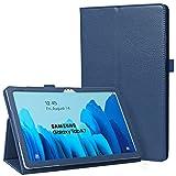 FYY Coque Galaxy Tab A7 10.4 2020, Etui en Cuir PU de qualité supérieure avec Porte-Stylo, Clip...