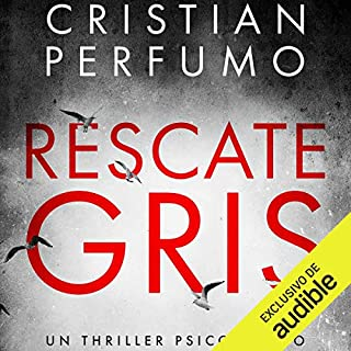 Rescate Gris [Gray Rescue] audiobook cover art
