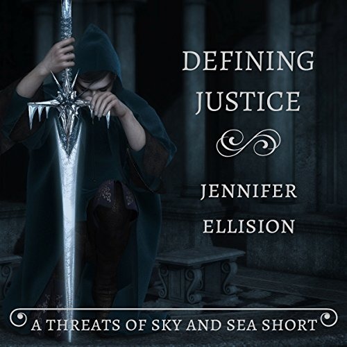 Defining Justice audiobook cover art