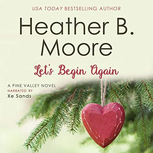 Page de couverture de Let's Begin Again