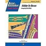 Alfred Publishing 00-20519 vacaciones para contrabajos - Music Book