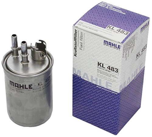 Mahle Filter KL483 Filtro De Combustible En Línea