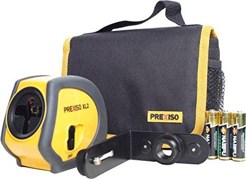 LEICA 2340532 Nivel Laser Prexiso XL2, Negro, Amarillo