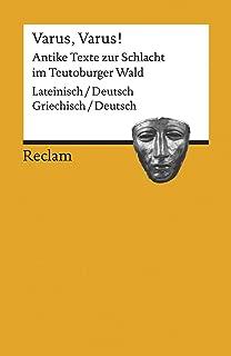 Best teutoburger wald schlacht Reviews