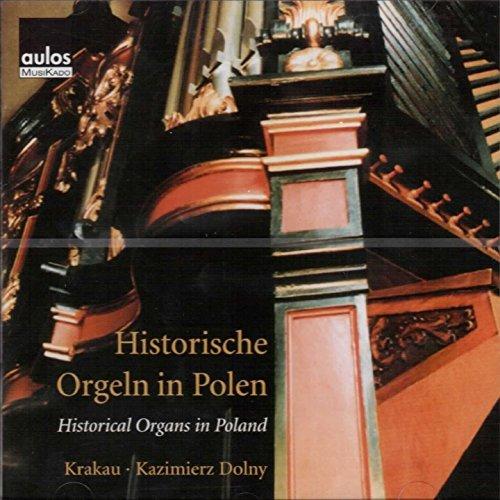 Tanzón z tablatury organowej: No. 7, Alla poznanie (Orgel der Pfarrkirche Sankt Johannes der Täufer, Kazimierz Dolny)