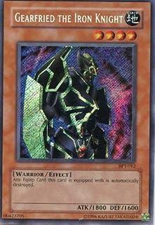 Yu-Gi-Oh! - Gearfried the Iron Knight BPT-012 Promo GX