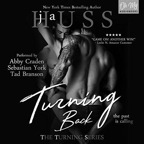 Turning Back audiobook cover art