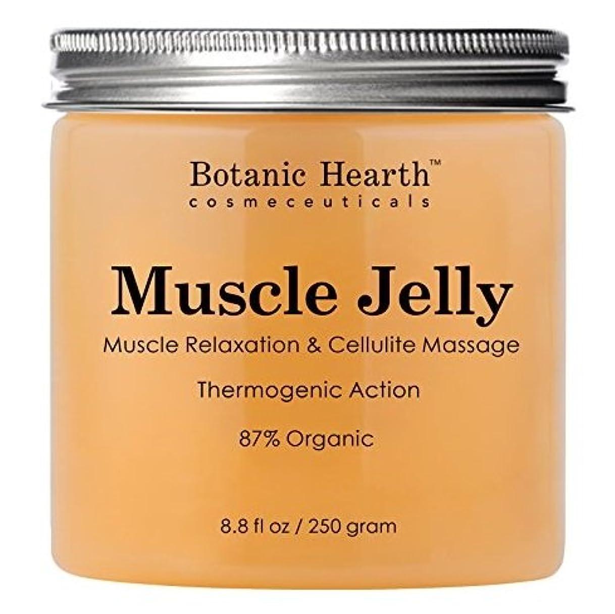 つかいますファンブルクーポン【2個】【海外直送品】Botanic Hearth Muscle Jelly Hot Cream 8.8 fl. oz.x2個セット