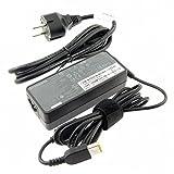 Original Netzteil 45N0261, 20V, 3.25A, 65W für Lenovo IdeaPad Flex 14 mit Stecker Slim Tip 11x4mm rechteckig