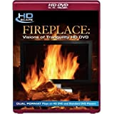 Fireplace: Visions of Tranquility [HD DVD]