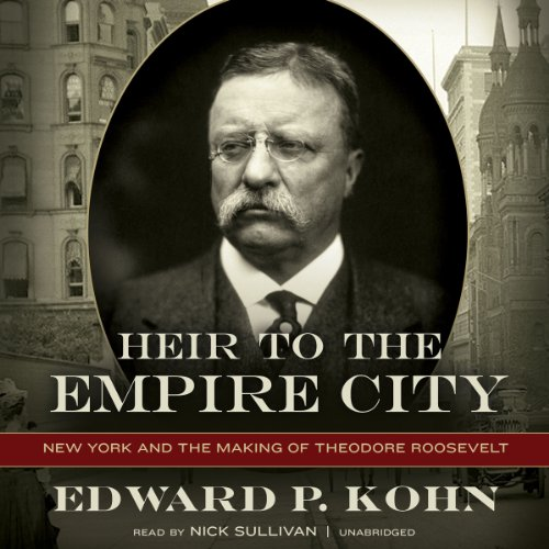 Heir to the Empire City audiobook cover art