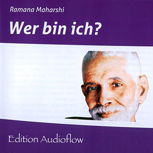 """Wer bin ich?"" audiobook cover art"