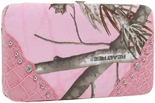 Realtree Camo AP Pink Wallet / RT1-W0057A APP LPK