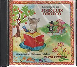 Canto Y Cueuto: Latin American Childrens Folkore: 13
