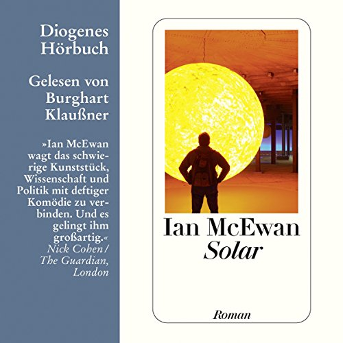Solar                   By:                                                                                                                                 Ian McEwan                               Narrated by:                                                                                                                                 Burghart Klaußner                      Length: 11 hrs and 12 mins     Not rated yet     Overall 0.0