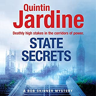 State Secrets cover art