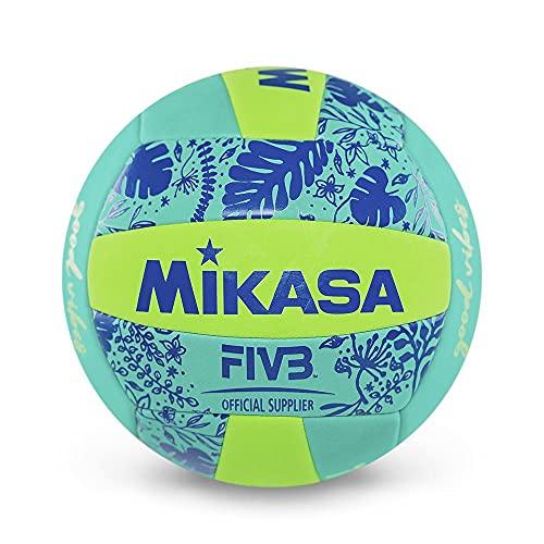 Bola de Vôlei Good Vibes Verde, Mikasa