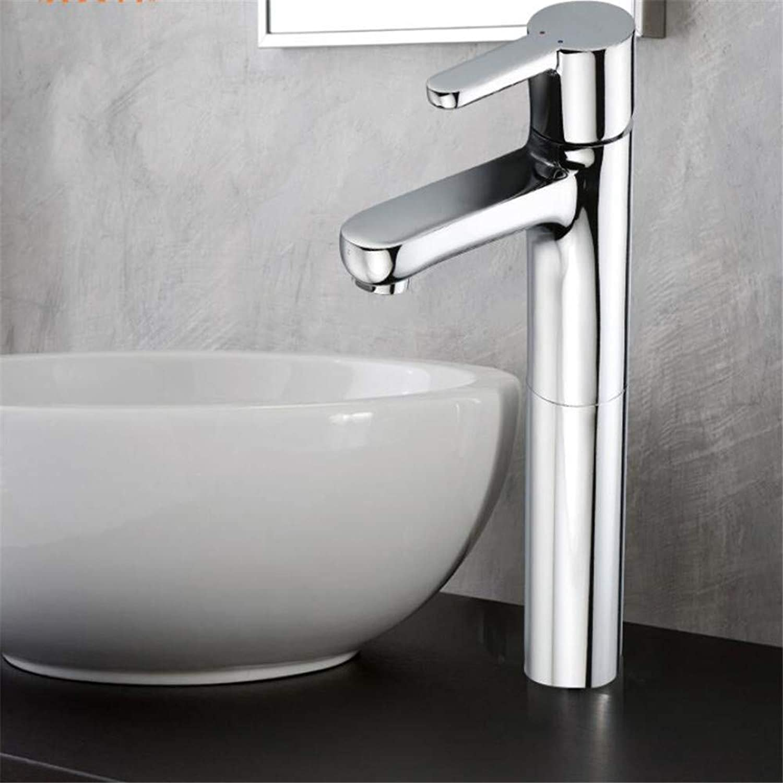 360° redating Faucet Retro Faucetwashbasin Faucet Faucet Single Hole Hot and Cold Bathroom Wash Basin Basin
