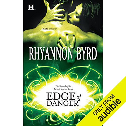 Edge of Danger audiobook cover art