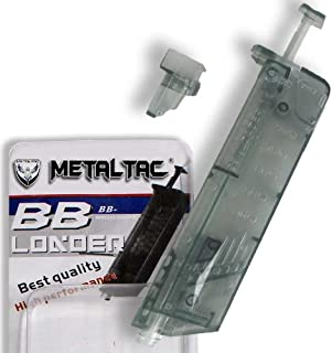 MetalTac Airsoft Speed ​​Loader con capacidad de 100 Bbs