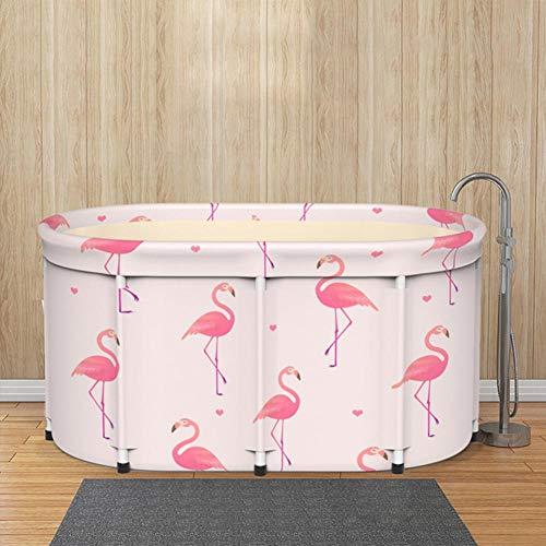 Dreameryoly Bañera Plegable, sin inflado, bañera ampliada para Uso doméstico de Adultos,...