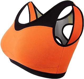 Yoga Bra Buckle Breathable Design Shockproof Vest Quick-drying Women's Sports Bras