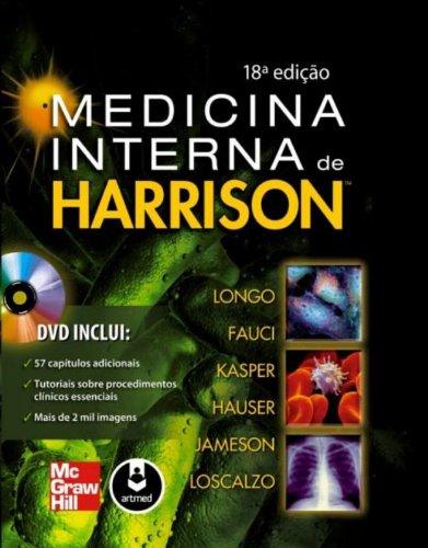 Medicina Interna De Harrison 18Ed. 2Vols.*