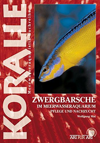 Zwergbarsche im Meerwasseraquarium: Pflege und Nachzucht (Art für Art)