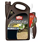 Ortho GroundClear Vegetation Killer Ready-To-Use with Comfort Wand, 1.33-Gallon