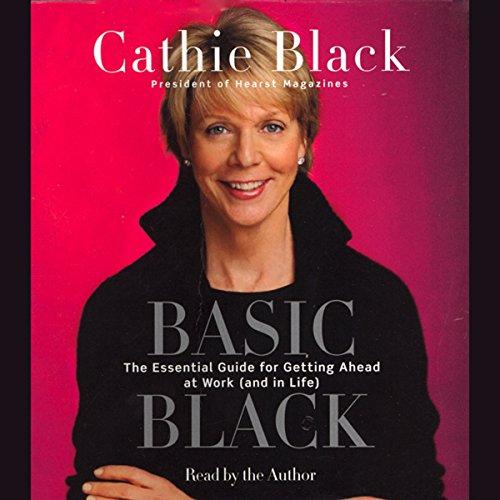 Basic Black audiobook cover art