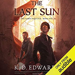 The Last Sun cover art