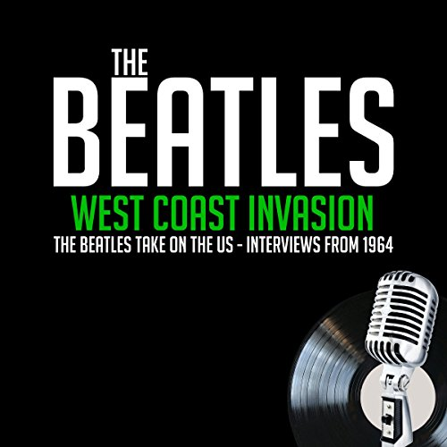 West Coast Invasion audiobook cover art