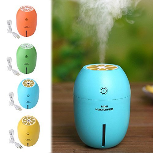 OUBO-Portable Mini Humidifier Mini USB Air Diffuser Purifier Atomizer for Home Colorful