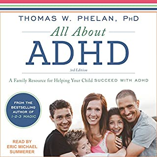 All About ADHD audiobook cover art